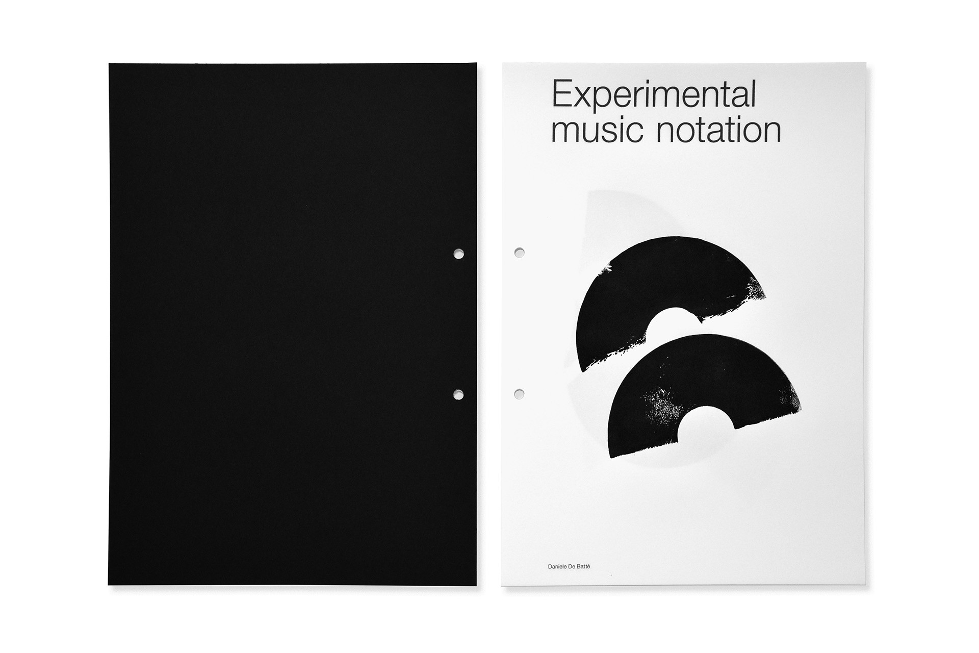 DDB Experimental music notation 26.6.2016